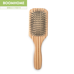 11 years experience personalized wooden brush ball hair factory , Eco-Friendly wooden comb hair brush