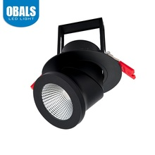 Obals 15w double side rotatable led downlight outdoor 6 inch ceiling downlights