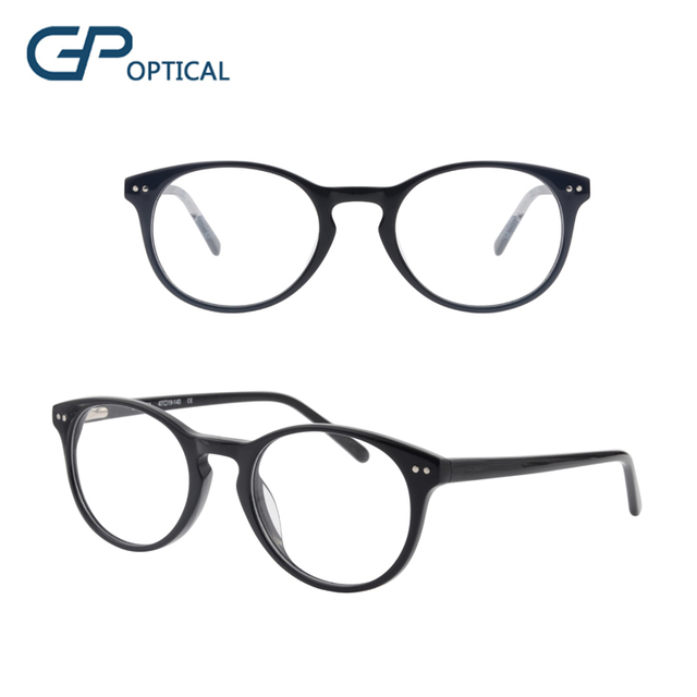 e11b384649 GP3215 2018 eyeglass round optical glasses acetate frame wholesale  manufacturers in china new models of glasses