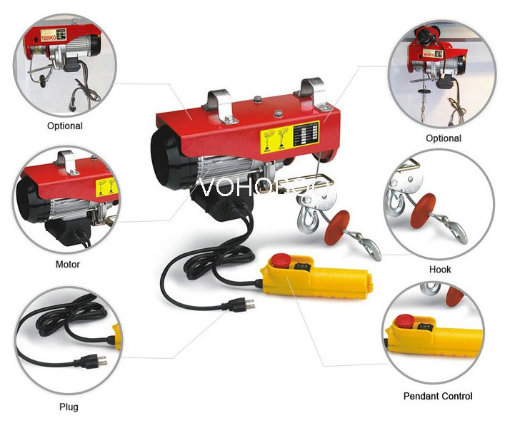 electric winch 220v