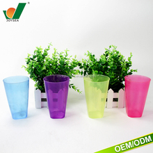 2017 new design product cheap plastic bottles drinking cup bottles square plastic water