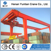 20ft 30ft 40 feet Container Crane Lifting Equipment RMG crane