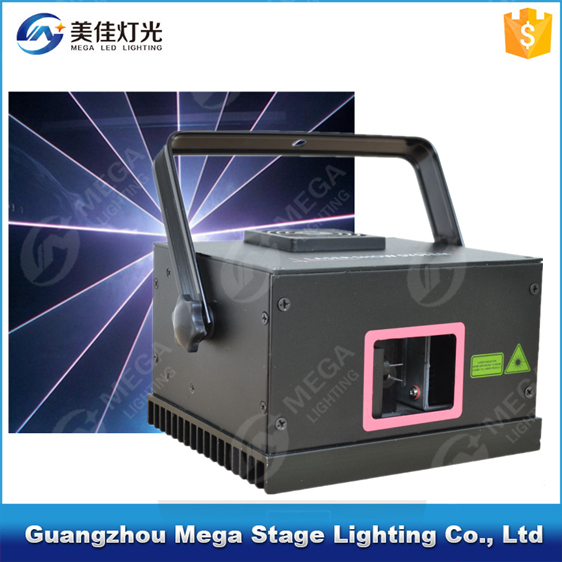 500mW mini RGB multi color animation laser light show projector