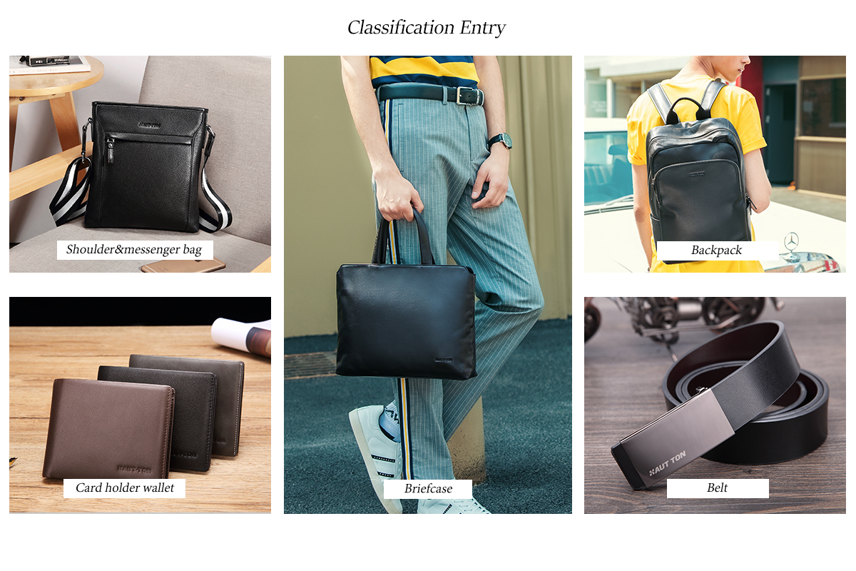 e816dfb4e2d2 Guangzhou Yiku Clothing Co., Ltd. - Leather bag, Leather wallet