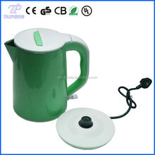 Varied sizes 2 cup mini electric kettle with cord