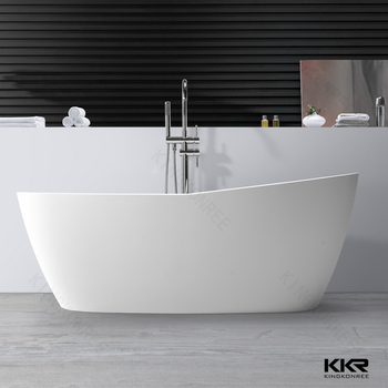 Pure Acrylic White Foot Soak Tub Bath Royal Tubs Solid Surface Bathtub