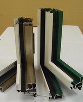 Aluminium Window With Thermal Breaking Design