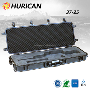 IP67 High-Quality military long rifle case gun case with foam and custom logo 1340x430x150mm