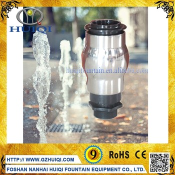 Factory Supply Square Dancing Water Fountain Garden Spray