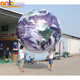 2016 Most popular planet type giant led inflatable planet balloon for event