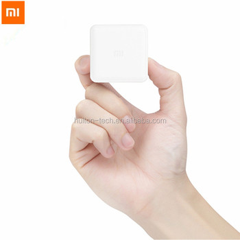 Xiaomi Aqara Magic Cube Controller Zigbee Version Controlled By Six Actions  For Smart Home Device Work With Mijia Mi Home App - Buy Original Xiaomi