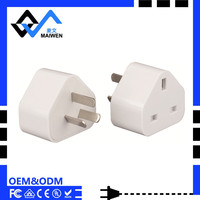 New arrival UK HK to China plug travel adapter