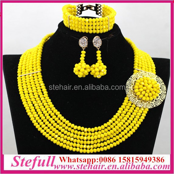 Stefull original african fashion jewelry coral beads pearl necklaces