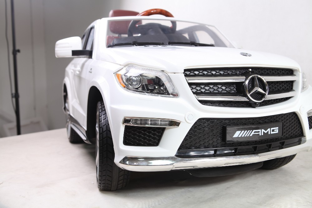 new licensed mercedes benz gl63 ride on car baby remote control toys cars electric toy