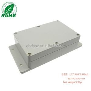 UL listed hot selling plastic enclosure for electronic device UL polycarbonate box