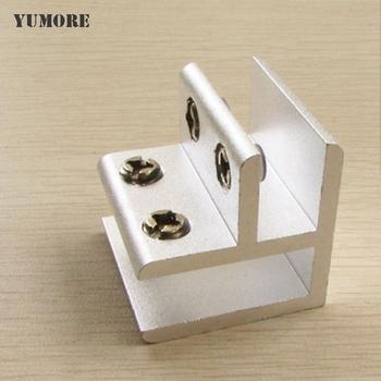 Badezimmer-edelstahlglasverbinder T-form 90 ° Und 180 ° Aluminium-stahlglas  Calmp - Buy China Spezielle Edelstahl 304 316 Ss 304 Ss316 Glas ...