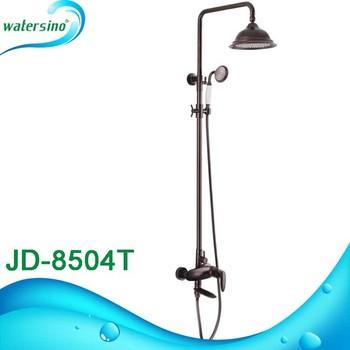 Brass Body Bathroom High Flow Rainfall Antique Telephone Shower ...