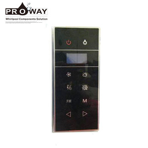 PROWAY Steam Shower Room Accessory Steam Room Control Panel