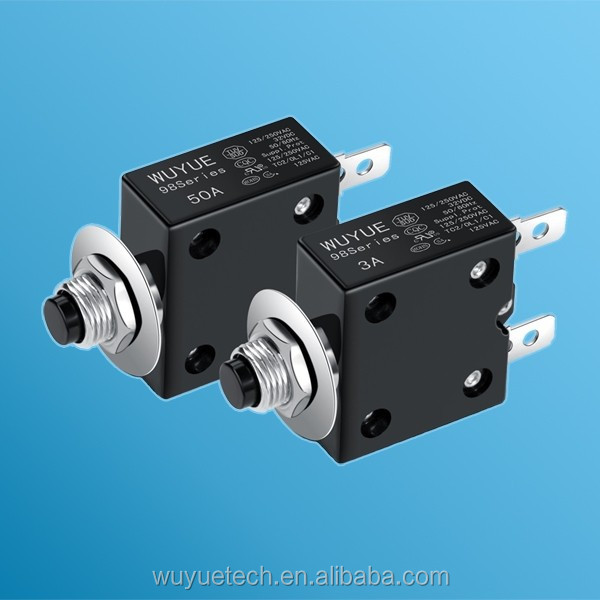 Top quality thermal overload protector switch for various appliances