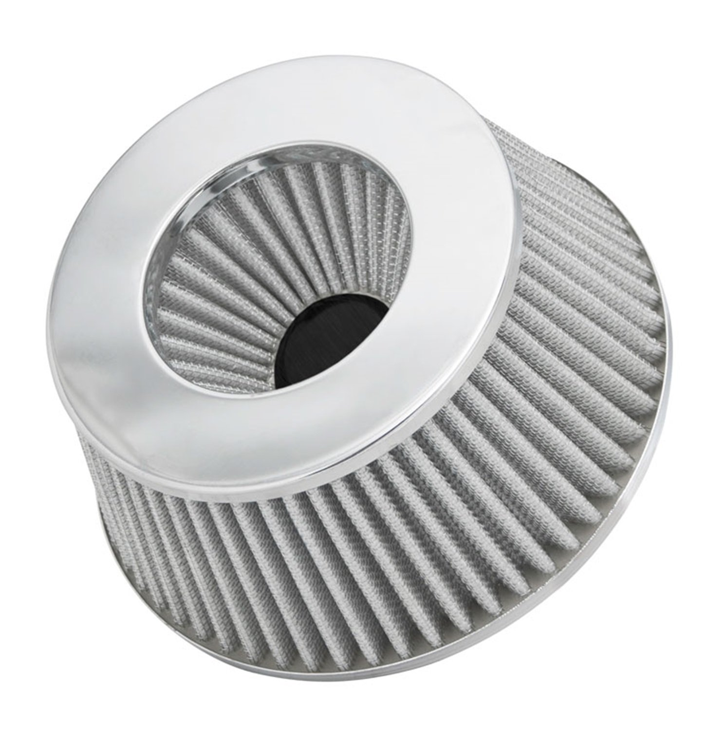 Spectre Performance 8132 Universal Clamp-On Air Filter New Round Tapered; 3 ..