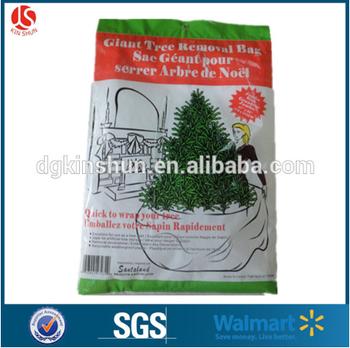 large size Giant Christmas Tree Disposal Plastic Storage Bags - Large Size Giant Christmas Tree Disposal Plastic Storage Bags - Buy