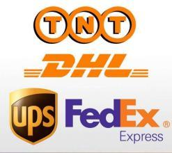 DHL/TNT/UPS/EMS international shipping rates from china