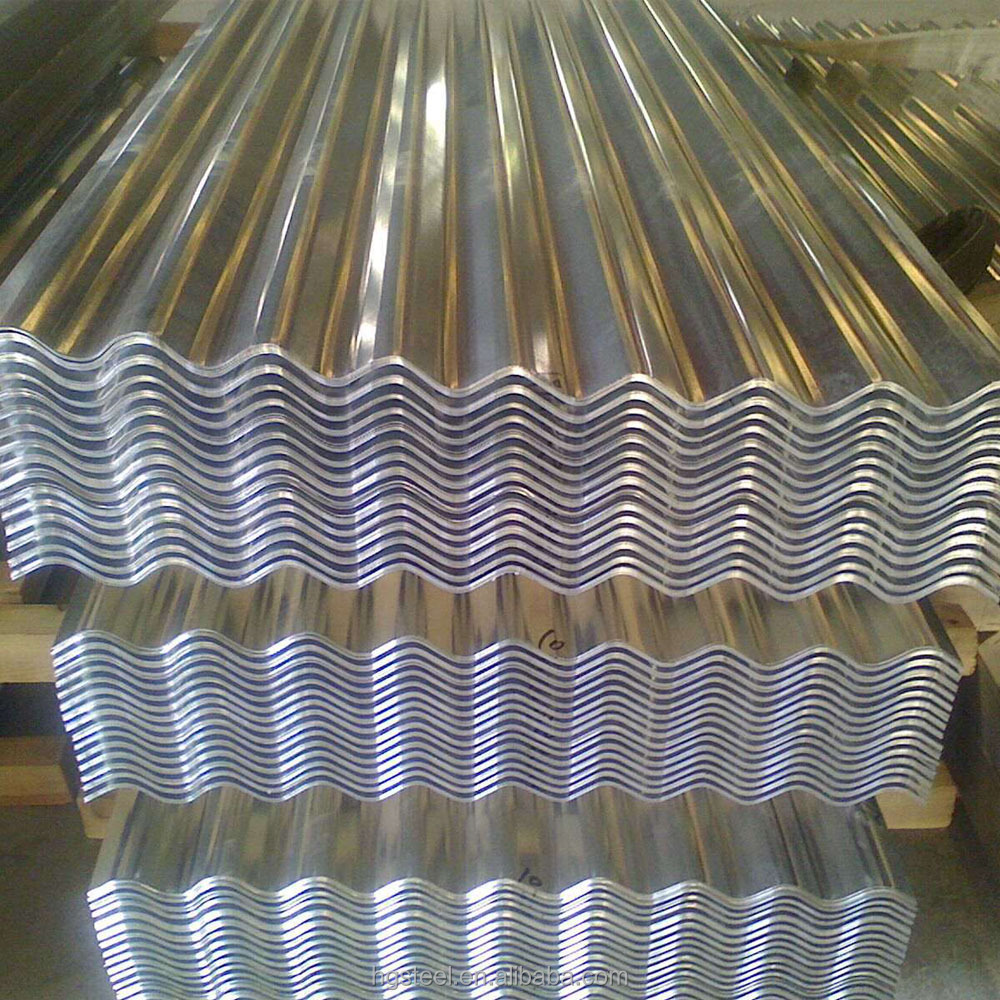 Galvanized corrugated roofing Sheet Steel Net Sheet