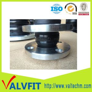 Epdm single sphere flexible rubber joint rubber expansion joint