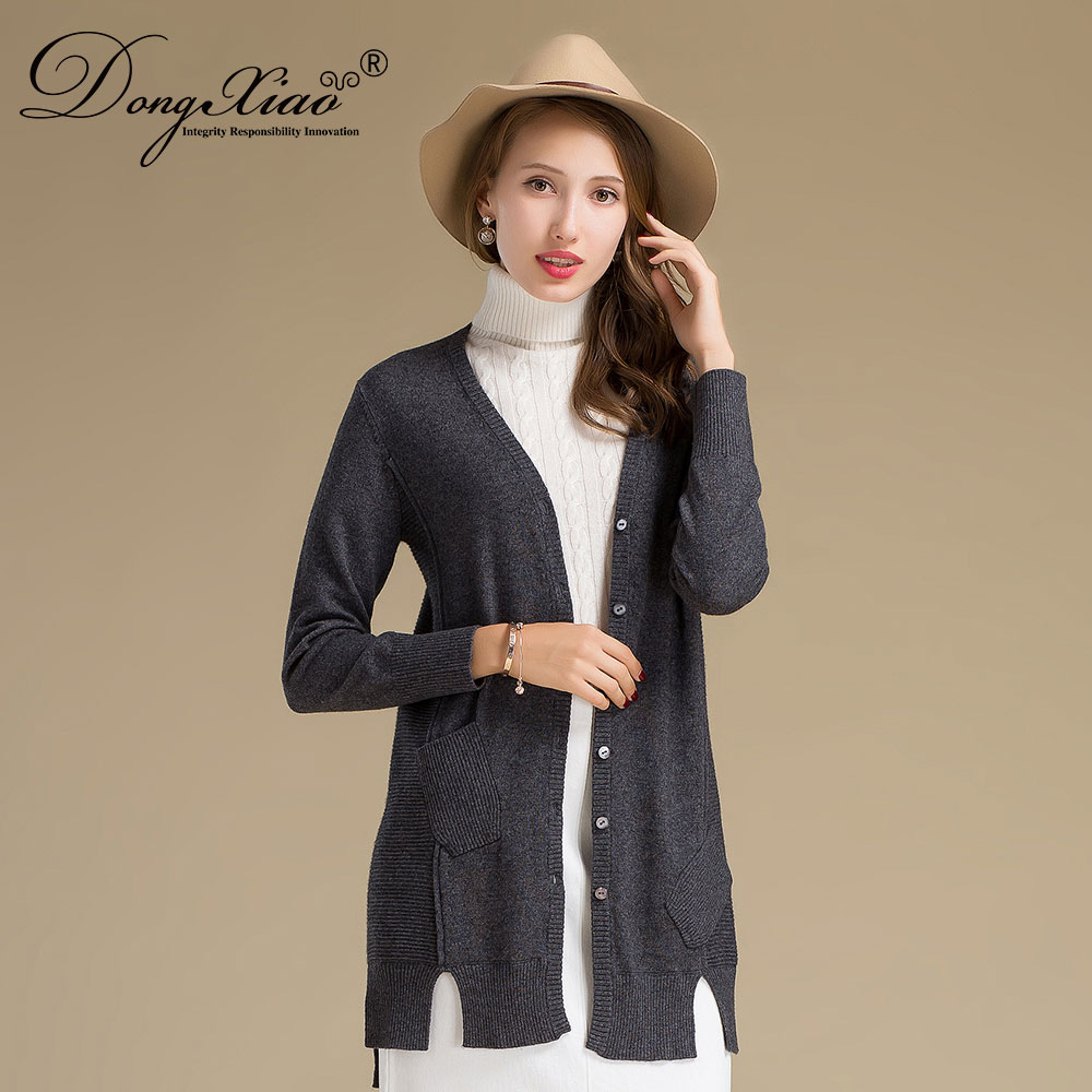Inner Mongolia Long Dress cashmere sweater women Cardigan with best price