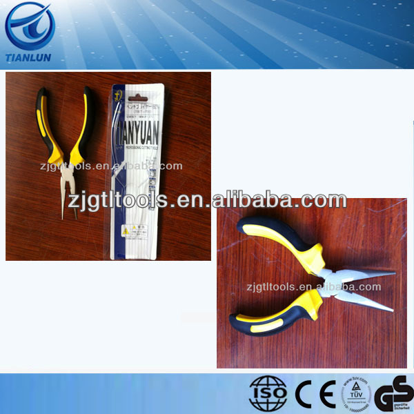 2013 new style expanding plier with color handle