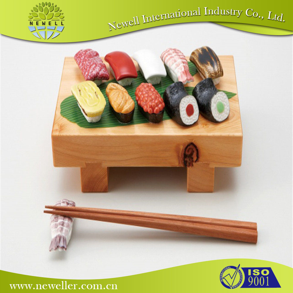new products stylish twins wood chopsticks in the best price