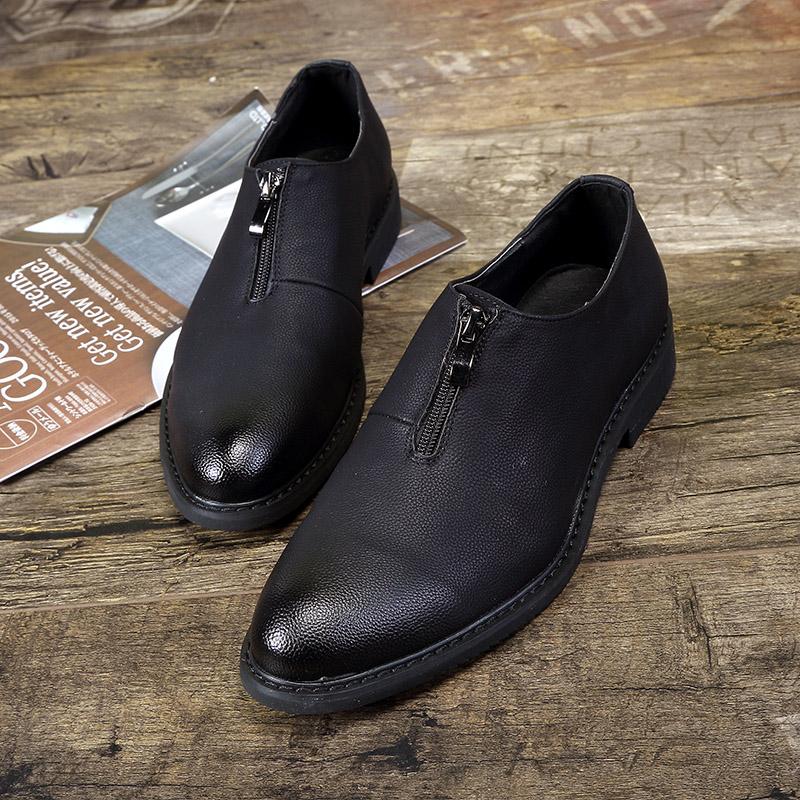 Shoes British Snake Skin Leather Shoes Men Luxury Brand Classical Elegant Dress Male Footwear Comfortable Wedding Work Oxfords For Men