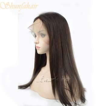 Glueless Silk Top Full Lace Wig,Silk Top