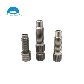 Customized CNC  turning parts for machine in China manufacture