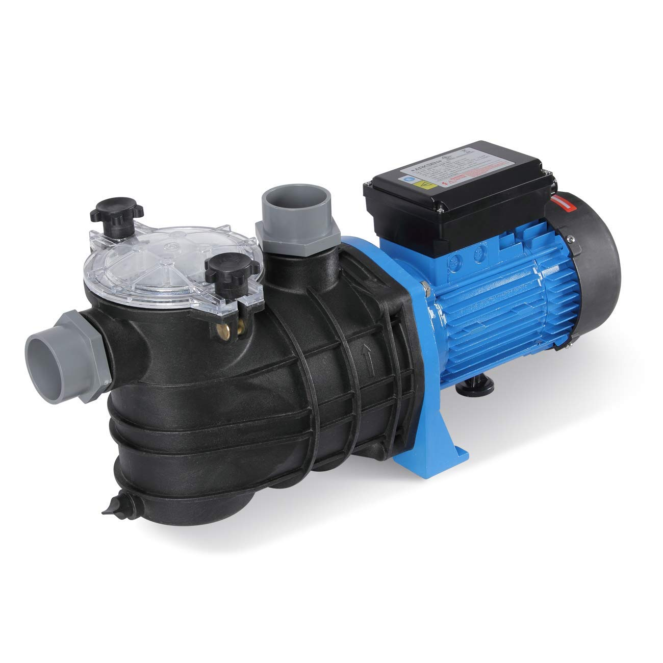 bdcb99c7920 ARKSEN 2.5HP InGround Above Ground High-Flo Swimming Pool Pump (6000GPH) UL