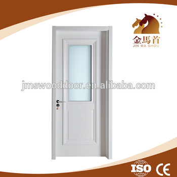 Laminated Pvc Door Panel Waterproof Pvc Bathroom Door