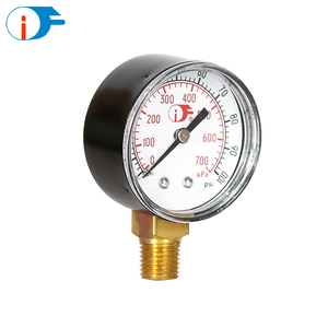 Stainless Pressure Gauge Manometer Calibration