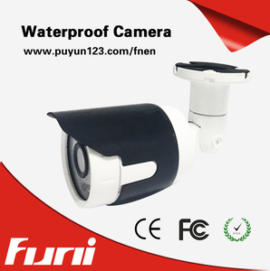 Outdoor CMOS color sensor facial recognition storage intelligent data analysis AHD Camera