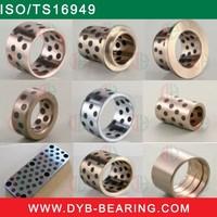 Steel Bronze/Steel Copper/Graphite Insert all bushings