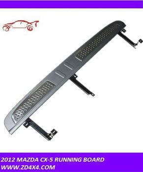 mazda cx 5 side step bar running board nurf bar foot plate. Black Bedroom Furniture Sets. Home Design Ideas