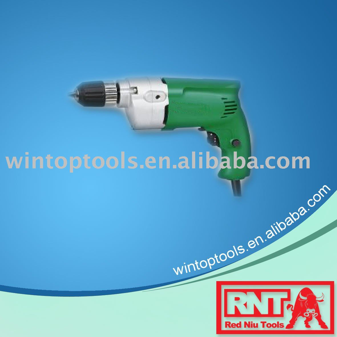 500w 220v 10mm electric drill