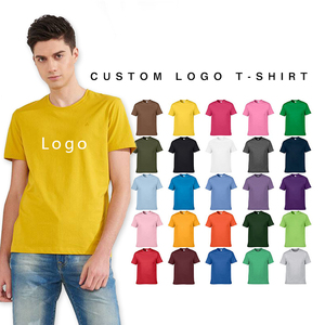 Wholesale custom t shirt printing 100% Cotton Sublimation T-shirts