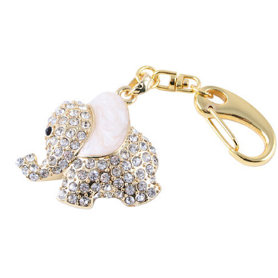 Jewelry elephant shaped 4gb usb 8 gb usb stick 128gb