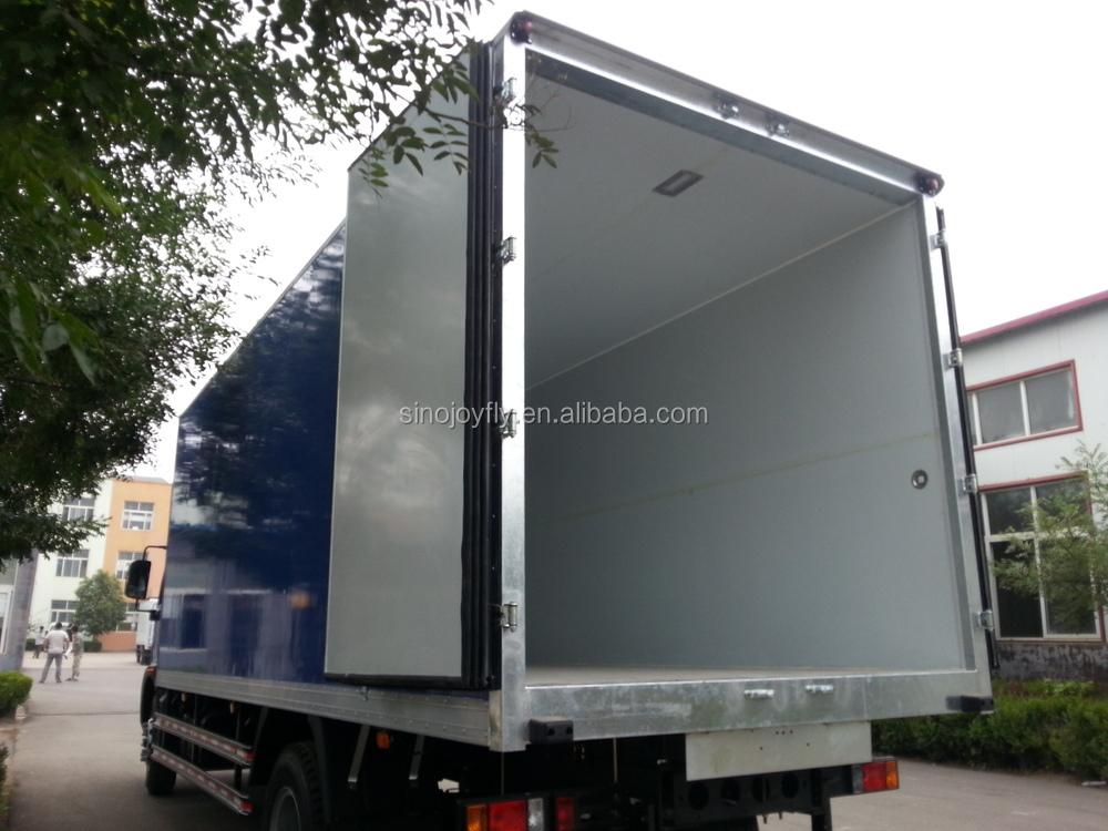 Aluminum Dump Trailer >> Korea Ckd Light Van /van Truck/dry Cargo Box Panel With High Quality - Buy Ckd Light Van /van ...