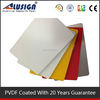 Alusign low-density Polyethylene aluminum facade acp pvdf composite panel plate