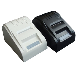 POS-5890T Portable 90mm / sec Thermal Receipt Printer, Compatible ESC/POS Command (White)