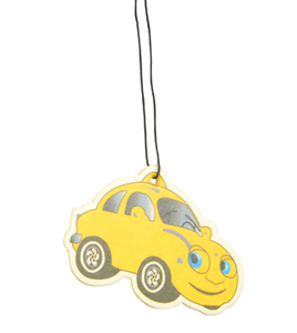 Customized Different Shape Make Hanging Paper Cheap Car Air Freshener