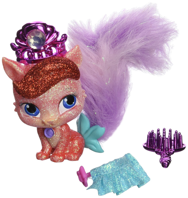 Disney Princess Palace Pets Glitzy Glitter, Ariel's Kitty Treasure