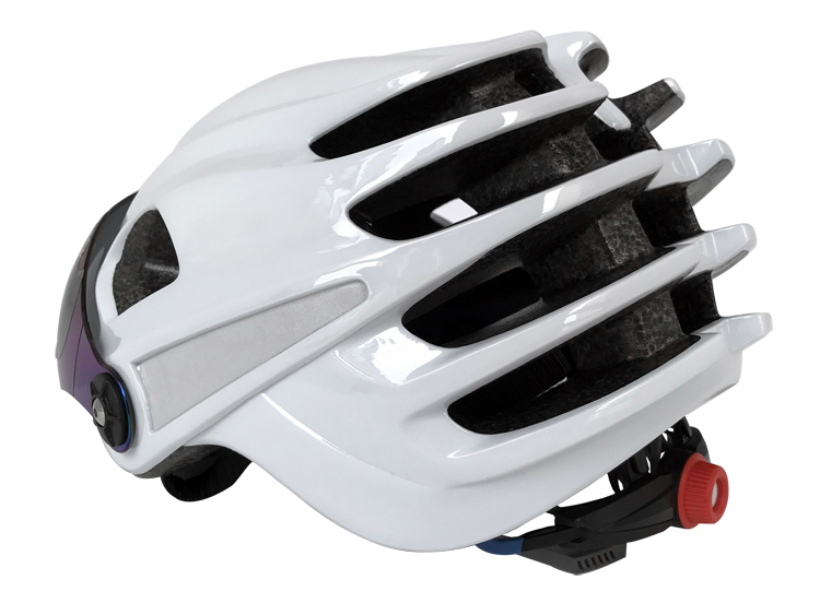 Road Cycling Helmet with Visor 9