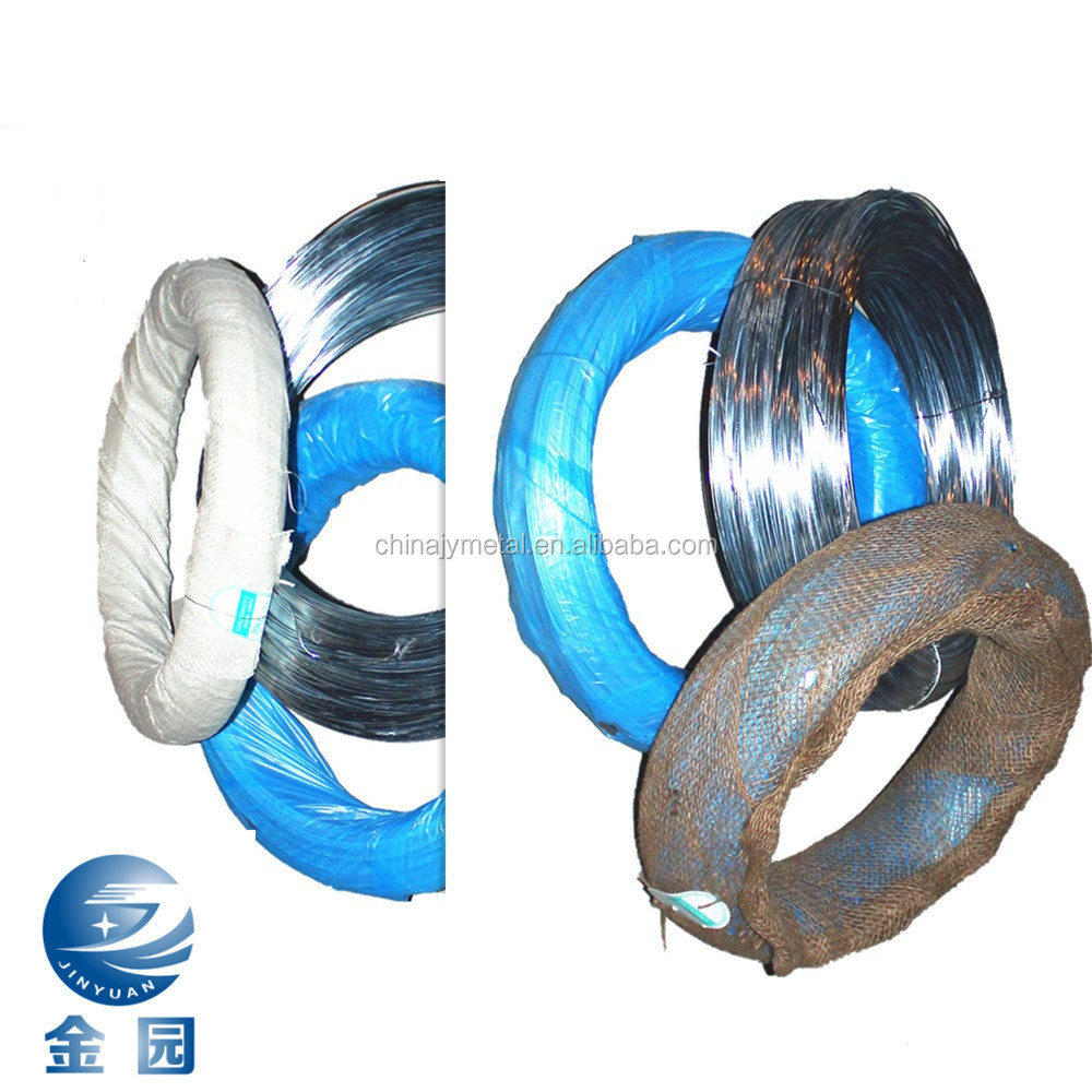 round wire Type and Binding Wire Function low price electro galvanized iron wire